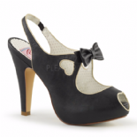 Scarpe Aperte Pin-Up~Couture Bettie-03/BPU